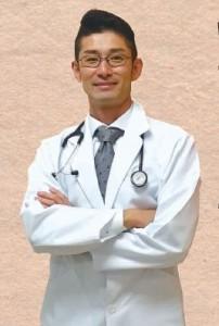 亀川寛大先生