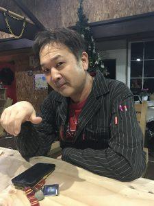 鈴木養鶏場 鈴木さん